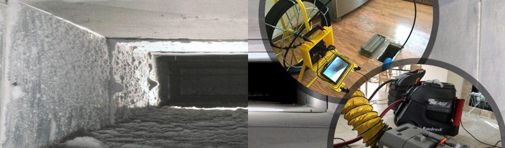 Air Duct Repair Lewisville TX